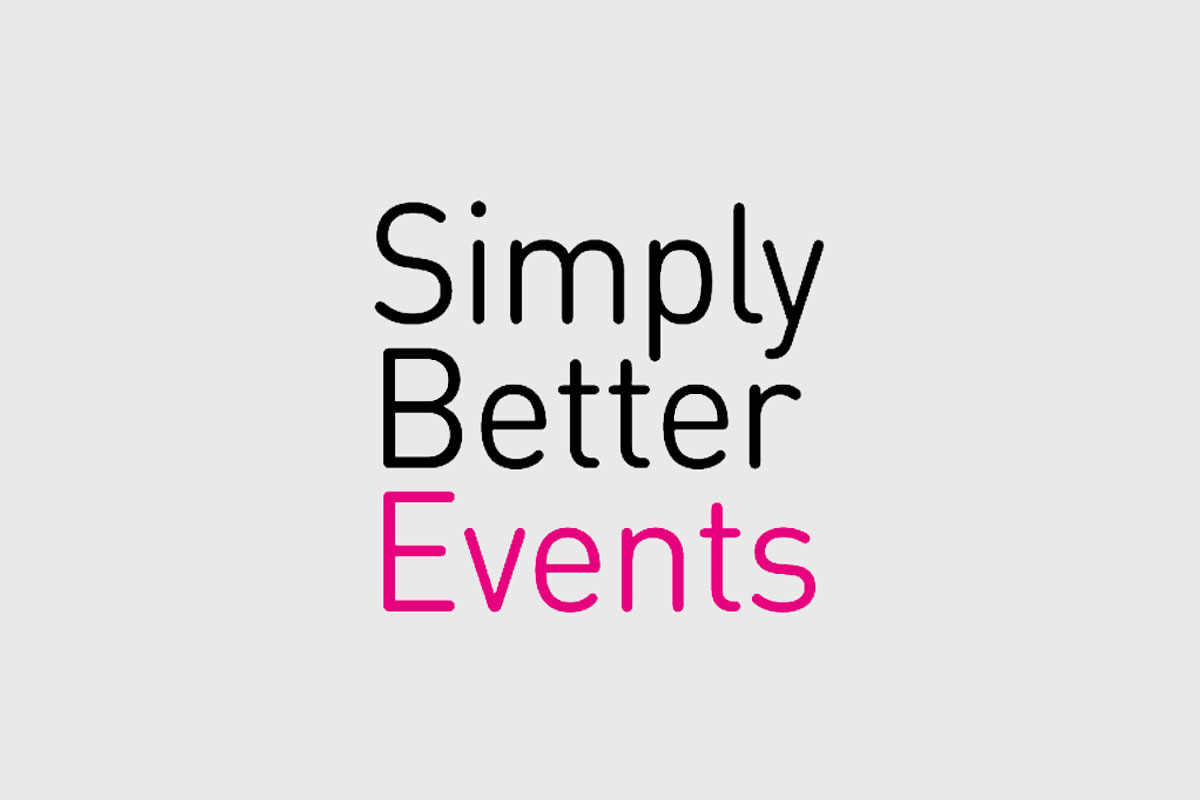 Simply Better Events - silver business sponsor for the National Happiness Awards 2018.