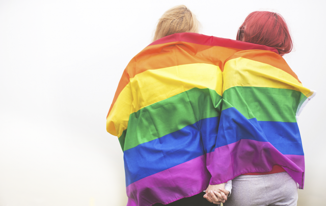 It's OK to be Happy and Gay in School