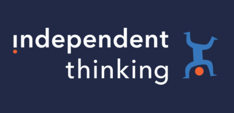 Independent thinking logo